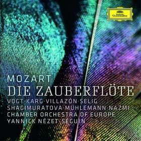 Wolfgang Amadeus Mozart (1756-1791): Die Zauberflöte, CD