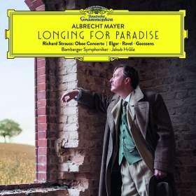 Albrecht Mayer - Longing For Paradise, CD
