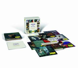 Oper auf Deutsch - Historic Opera Recordings sung in German, CD