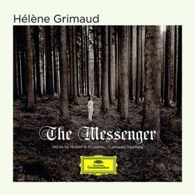 Helene Grimaud - The Messenger, CD
