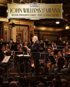 Anne-Sophie Mutter & John Williams - In Vienna (Deluxe-Ausgabe mit Blu-ray), CD