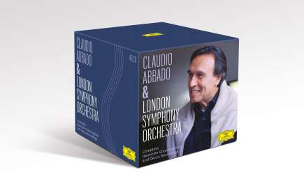 Claudio Abbado & London Symphony Orchestra - The Complete Deutsche Grammophon & Decca Recordings, CD