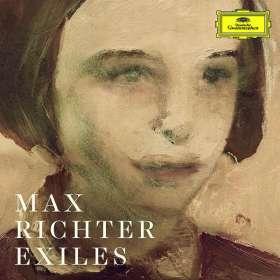 """Max Richter (geb. 1966): Orchesterwerke - """"Exiles"""", CD"""