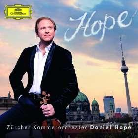 Daniel Hope - Hope, CD