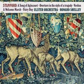 Charles Villiers Stanford (1852-1924): Orchesterwerke, CD