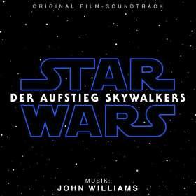John Williams: Filmmusik: Star Wars: Der Aufstieg Skywalkers, CD