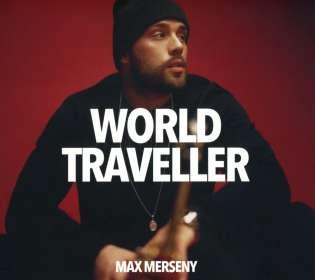 Max Merseny (geb. 1988): World Traveller, CD
