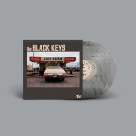The Black Keys: Delta Kream (Indie Retail Exclusive) (Limited Edition) (Smokey Vinyl), LP