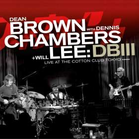 Dean Brown (geb. 1955): DB III (180g) (LP + CD), LP