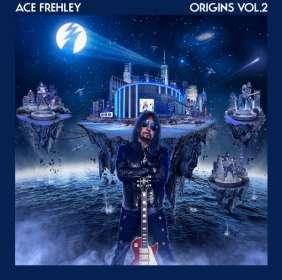 Ace Frehley: Origins Vol.2, CD