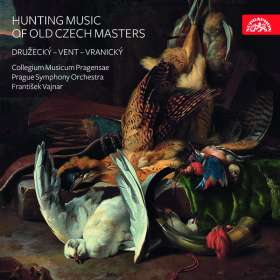 Hunting Music of old Czech Masters, CD