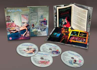 Marillion: Fugazi (Deluxe Edition), CD