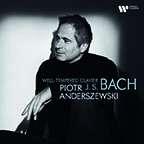Johann Sebastian Bach (1685-1750): Das Wohltemperierte Klavier 2 (Auszüge), CD