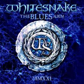 Whitesnake: The Blues Album (Blue Vinyl), LP