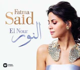Fatma Said - El Nour, CD