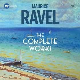 Maurice Ravel (1875-1937): Ravel - The Complete Works, CD