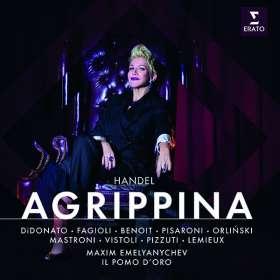 Georg Friedrich Händel (1685-1759): Agrippina, CD