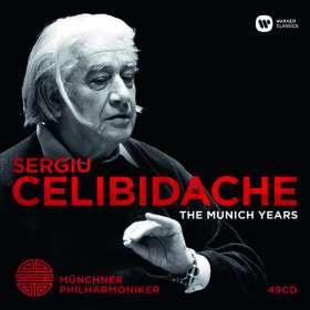 Sergiu Celibidache - The Munich Years, CD