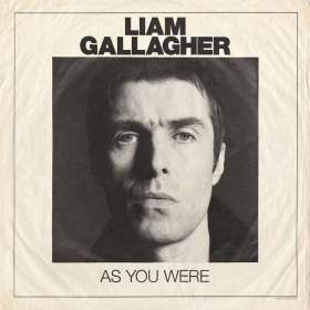 Liam Gallagher: As You Were (Deluxe-Version), CD