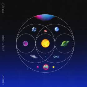 Coldplay: Music Of The Spheres, CD