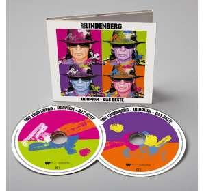 Udo Lindenberg: UDOPIUM - Das Beste, CD