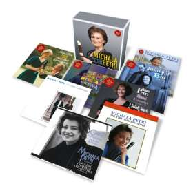 Michala Petri - The Complete RCA Album Collection, CD