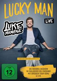 Luke Mockridge: Lucky Man, DVD