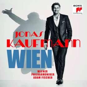 Jonas Kaufmann - Wien (Deluxe Edition), CD