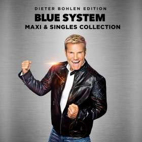 Blue System: Maxi & Singles Collection (Dieter Bohlen Edition), CD