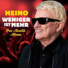 Heino: Weniger ist mehr: Das Akustik-Album, CD