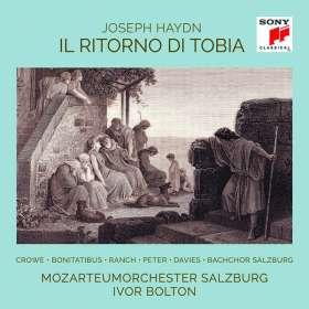 Joseph Haydn (1732-1809): Il Ritorno di Tobia, CD