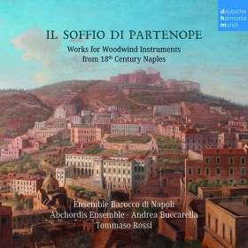 Il Soffio di Partenope - Werke für Holzbläser aus dem Neapel des 18.Jahrhunderts, CD