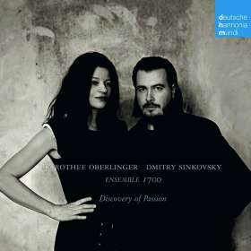 Dorothee Oberlinger - Discovery of Passion, CD