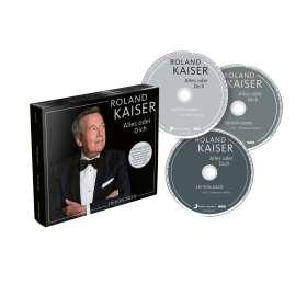 Roland Kaiser: Alles oder Dich (Edition 2020), CD