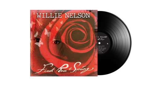 Willie Nelson: First Rose Of Spring, LP