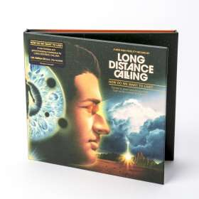 Long Distance Calling: How Do We Want To Live?, CD