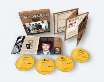 Elvis Presley (1935-1977): From Elvis In Nashville, CD