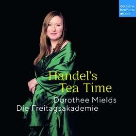Dorothee Mields - Handel's Tea Time, CD
