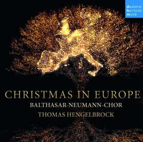 Balthasar-Neumann-Chor - Christmas in Europe, CD