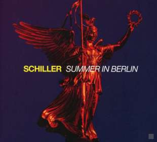 Schiller: Summer In Berlin (Deluxe Edition), CD