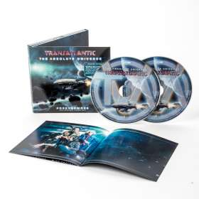 Transatlantic: The Absolute Universe: Forevermore (Extended Version), CD