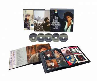 Bob Dylan: The Bootleg Series Vol. 16 (1980 – 1985) (Deluxe Edition), CD