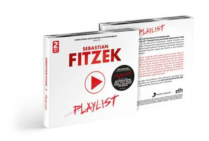 Sebastian Fitzek: Playlist (Hörspiel & Score), MP3