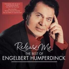 Engelbert (Schlager): Release Me: The Best Of Engelbert Humperdinck, CD
