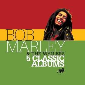 Bob Marley: 5 Classic Albums, CD