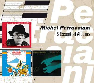 Michel Petrucciani (1962-1999): 3 Essential Albums, CD