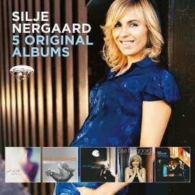 Silje Nergaard (geb. 1966): 5 Original Albums, CD
