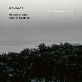 Joe Lovano (geb. 1952): Garden Of Expression, CD