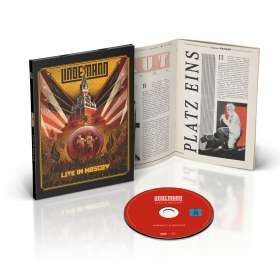 Lindemann: Live In Moscow, DVD