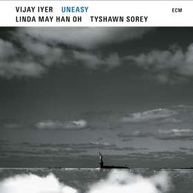 Vijay Iyer (geb. 1971): Uneasy, CD